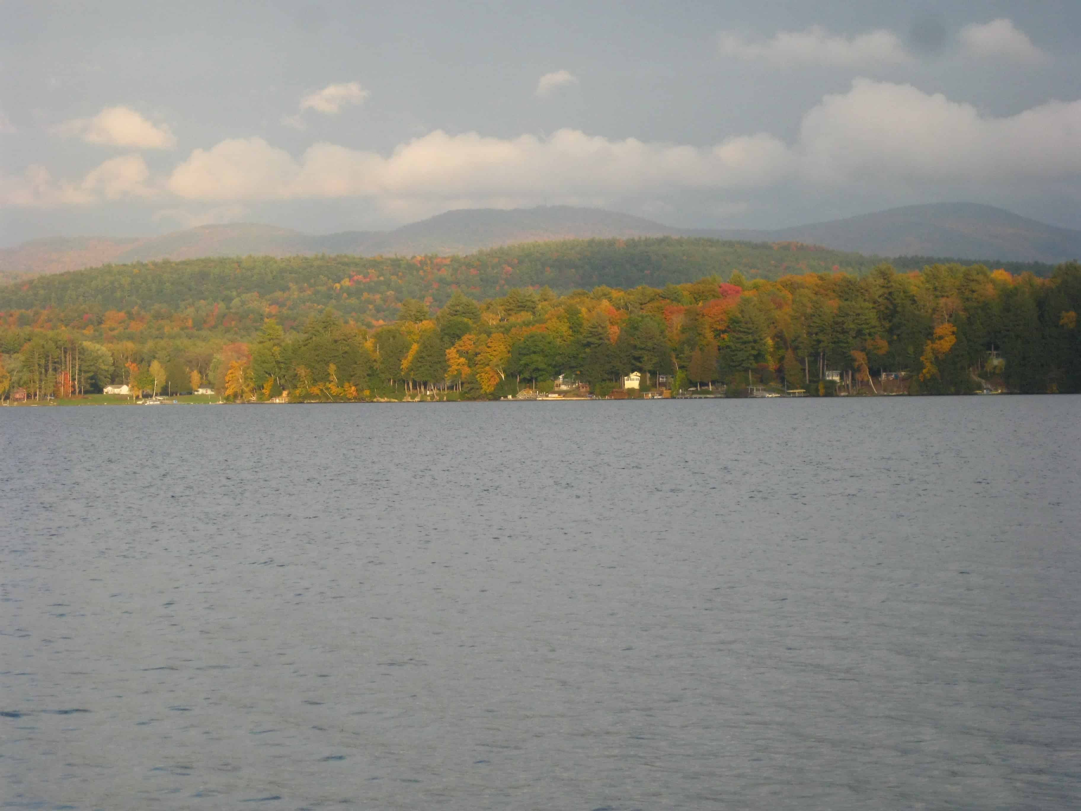 Woodard marine top 5 lakes in vermont blog - lake bomoseen