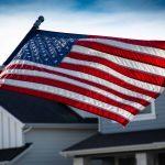 Woodard marine american flag