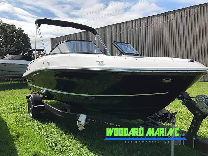 Woodard Marine 2019 Bayliner VR5 Black 3